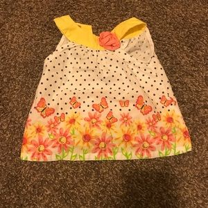 Baby girl dress/shirt